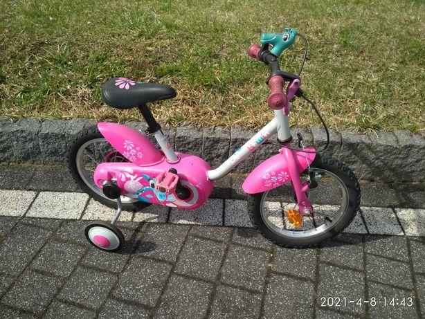 Sprzedam rower Btwin 14 cali