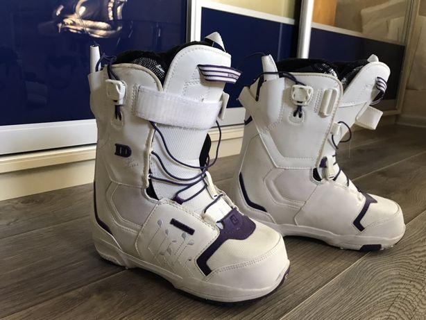 Ботинки для сноуборда Deeluxe 37