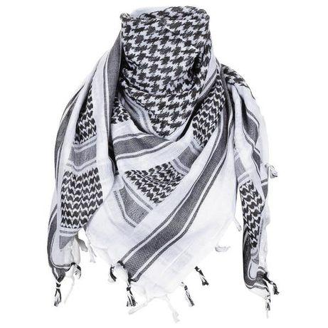 MILIARIALODZ.PL Arafatka Czarno- Biała MFH