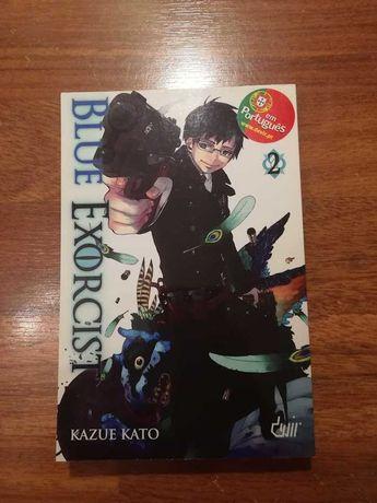 Blue Exorcist Vol. 2 - PT