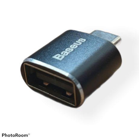 BASEUS Conversor USB-USB tipoC