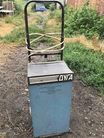 Сварочно-пусковой аппарат Дуга