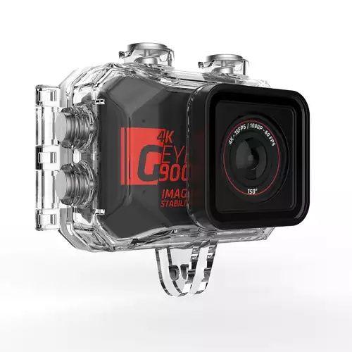 Kamera Sportowa G-EYE 900 4K FULL HD + pilot jak gopro hero Tarnów - image 1