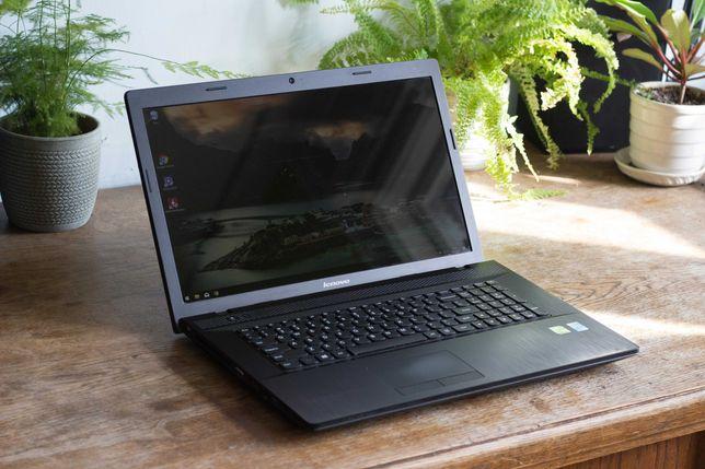 Laptop Lenovo G710 17,3 cali, SSD, Nivida GeForce GT 720M, i5-4200M
