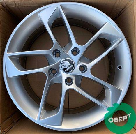 Новые литые диски 5*112 R16 на Skoda Octavia Superb Volkswagen Golf