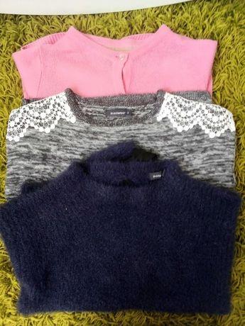 Zestaw sweterków