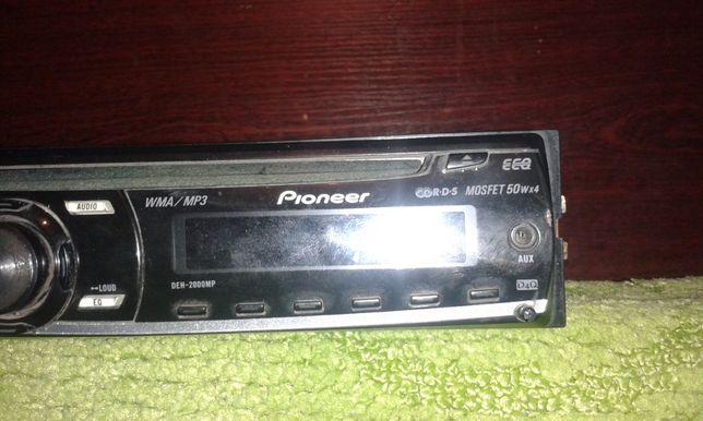 sprzedam radio pionier 4* 50 wat