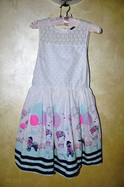 Нарядное платье-сарафан 13 лет от  george