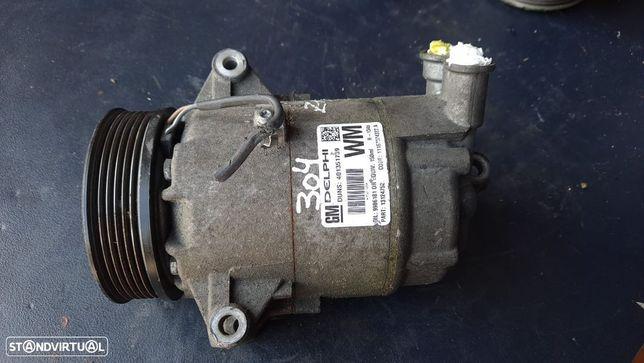 Compressor AC Opel Astra H / Zafira B 1.9 Cdti Ref. 13124752