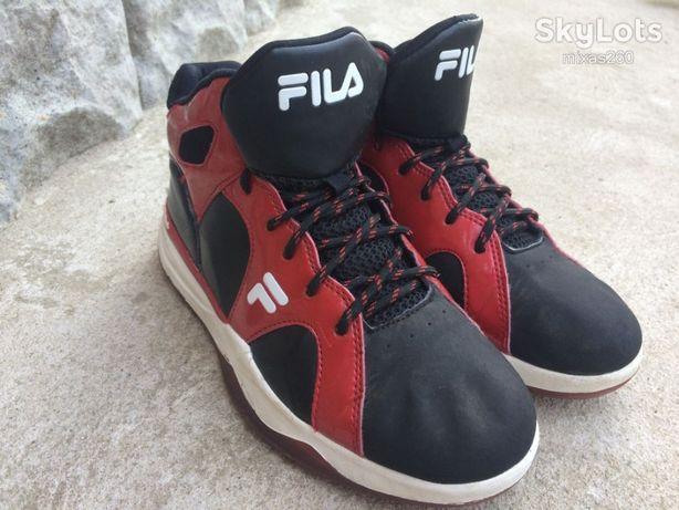 Кроссовки баскетбольные FILA Размер 37 (23 см)