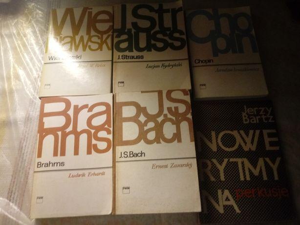 książki o sławnych muzykach