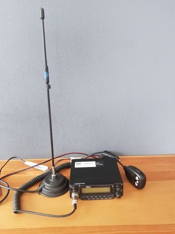 Zestaw CB Radio Lafayette Zeus Pro i antena President Florida UP