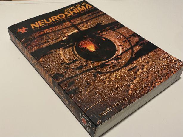 Neuroshima podręcznik do gry, edycja 1.5 - miękka okładka