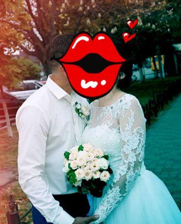 Кофточка весільна