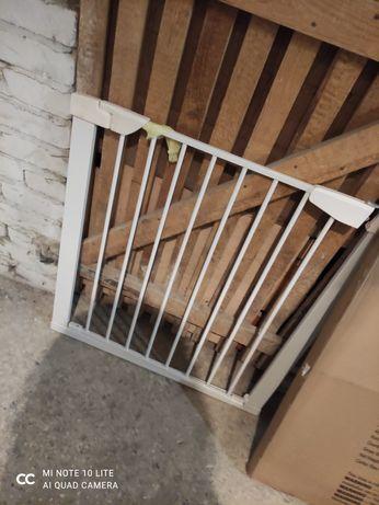 Bramka zabezpieczająca 75-82 cm