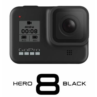 Экшн-камера GoPro Hero 8 Black
