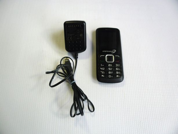 CDMA телефон Интертелеком (Alcatel onetouch)