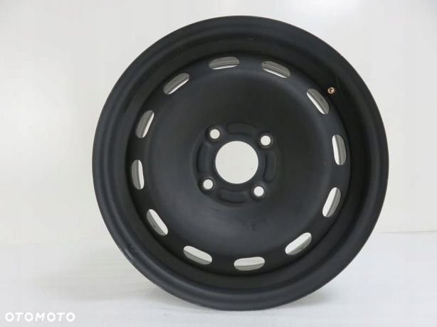 Felga stalowa 15'' Ford Fiesta Fusion 4x108 ET47,5