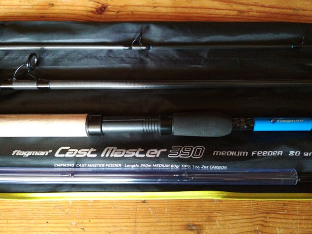 Фідерне вудилище Flagman Cast Master Feeder Medium 3.90 80g