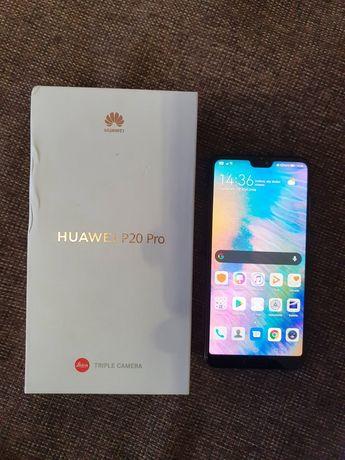 Huawei P20 PRO GWARANCJA komplet super stan