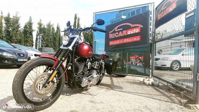 Harley-Davidson Dyna  Dyna Low rider 1.450 carburador