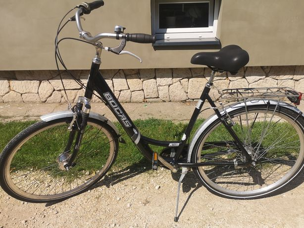 Rower miejski Bocas Alu 28c 7 biegów