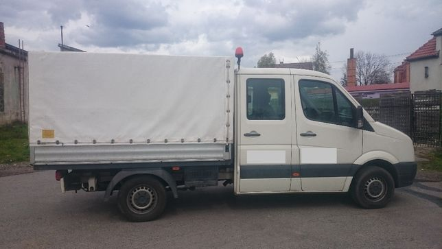 VW Crafter 2006r.