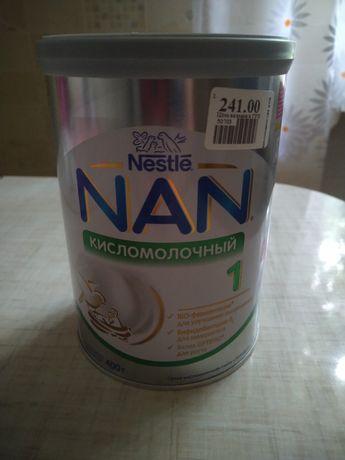 NAN кисломолочный НАН