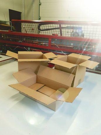 Opakowania kartonowe przekładki kartony pudła pudełka na wymiar AS BOX