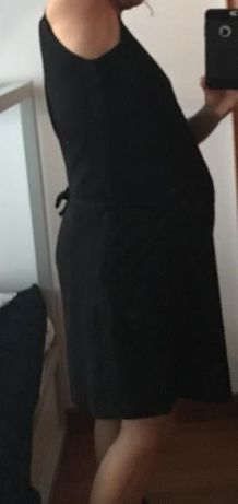 Vestido cerimónia para Grávida Massimo Dutti