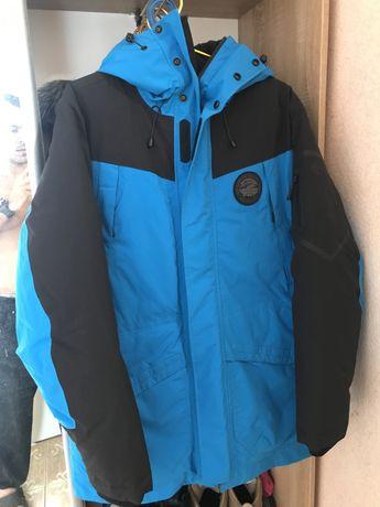 Timberland winter jacket, зимняя куртка пуховик, р 52
