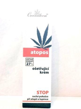 Krem Atopos 27% oleju Atopowe zapalenie skóry AZS 75g + Gratis
