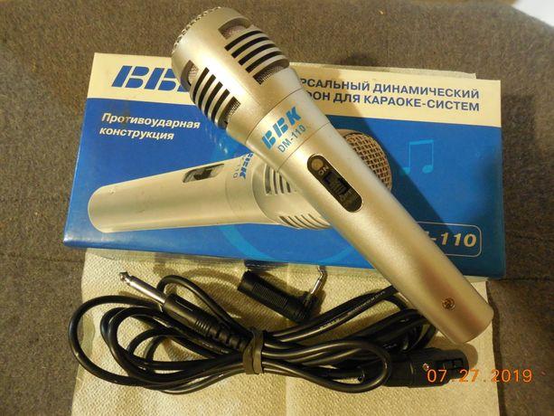 Микрофон BBK DM - 110