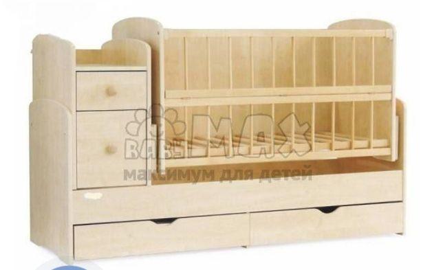 Кровать дитяча трансформер