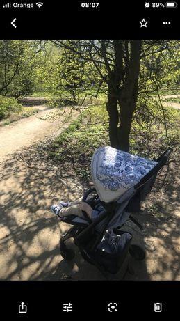 Spacerówka wózek Easywalker buggy xs Mickey ornament