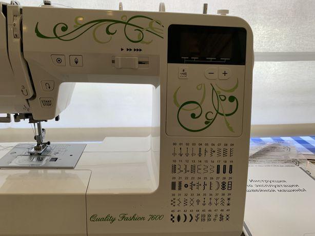 Janome Quality Fashion 7600, швейная магинка