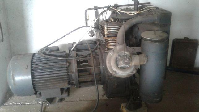 Sprężarka Kompresor WD53 Elektryczny