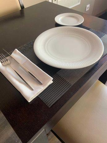 Mesas e Cadeiras de madeira premium para Restaurante