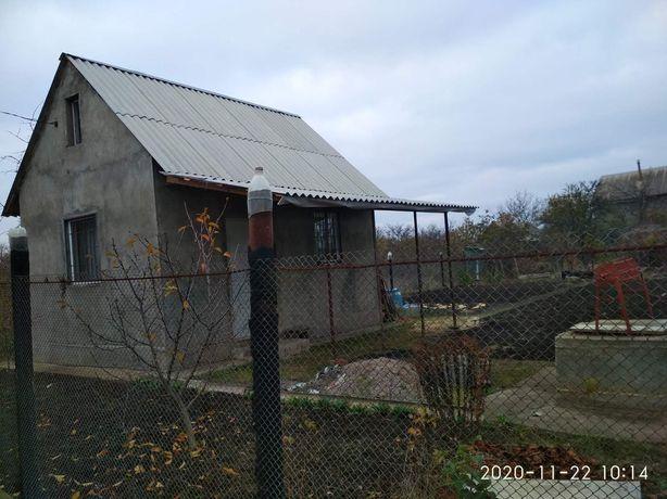 Станция Черноморская Садовый домик с участком 8соток