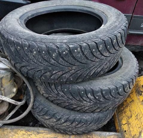 Продам зимние шины,покрышки ,колеса R 14,175,65 GOOD YEAR EX