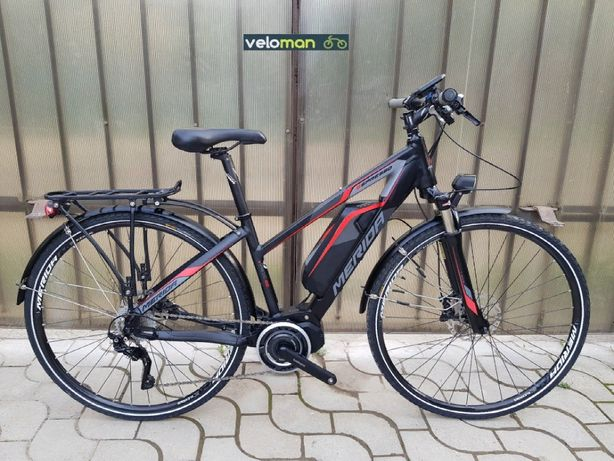 топовий електро велосипед гибрид Merida\ebike электро\cube trek ktm