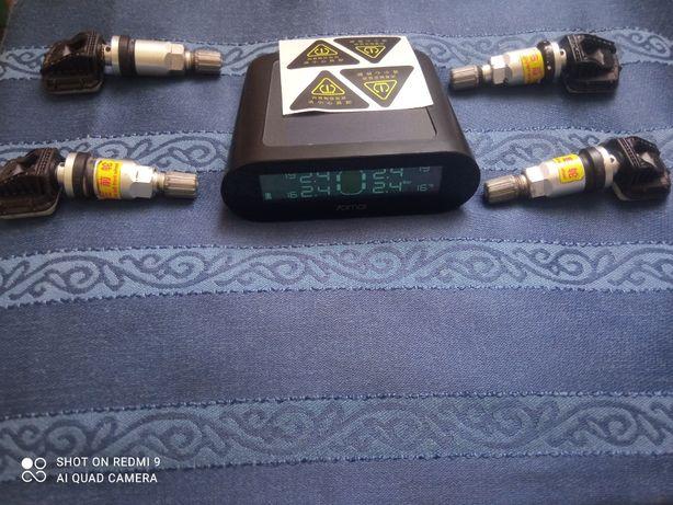 Система контроля  давления в шинах 70 mai,внутренние датчики.
