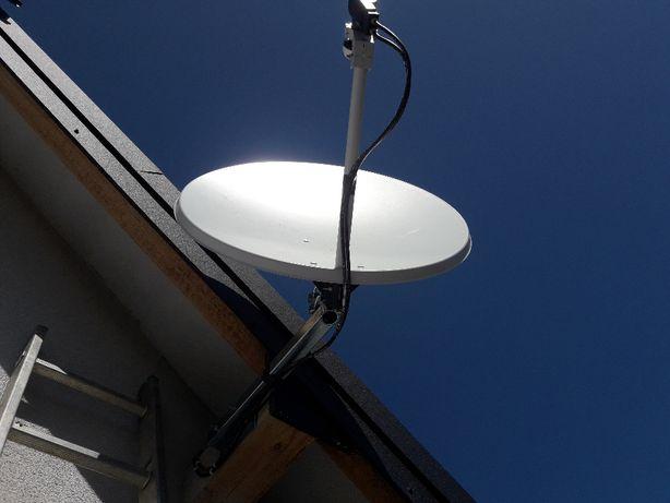 Anteny TV Satelitarne SAT