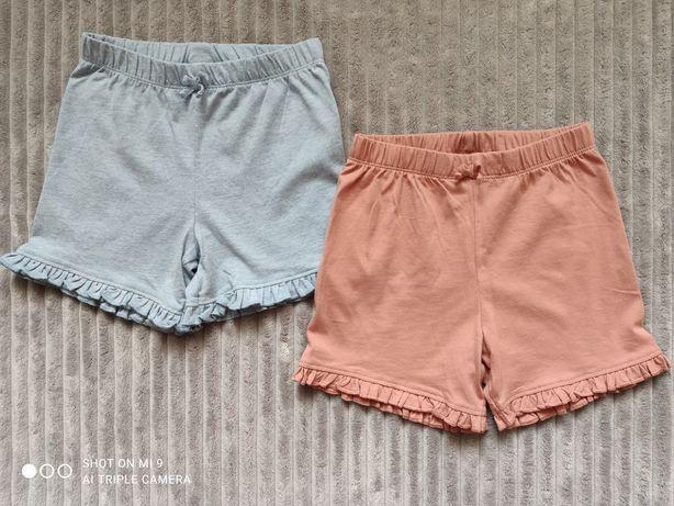 Новые шорты George 18-24 для девочки! 2 шт!
