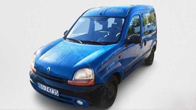 REZERWACJA ! Renault Kangoo, 1.5 diesel, 2002 rok, z hakiem,