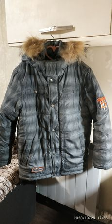 Куртка Donilo (зима), р.146