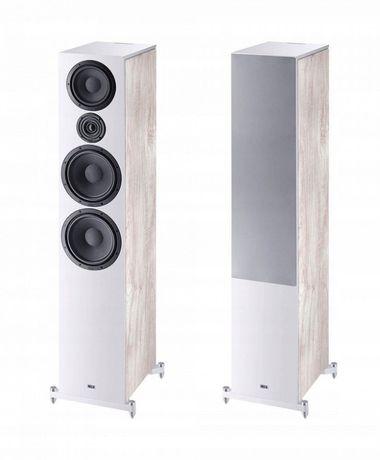 Kolumny podłogowe Heco Aurora 1000 głośniki stereo - biale
