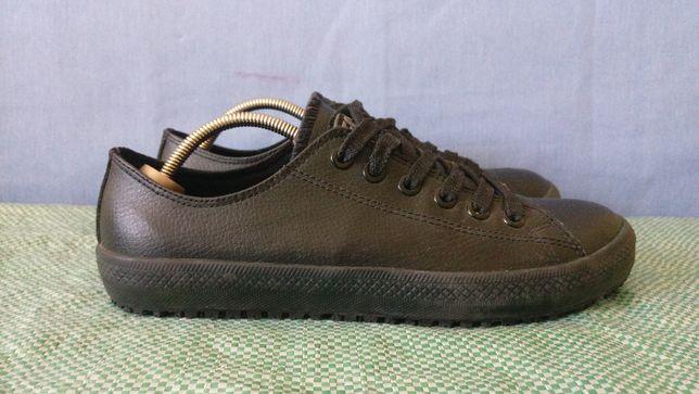 Shoes for crews кожаные кроссовки туфли полукеды 39 р.