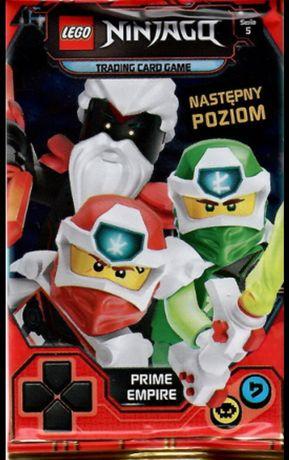 Karty lego ninjago tcg seria 5 następny poziom