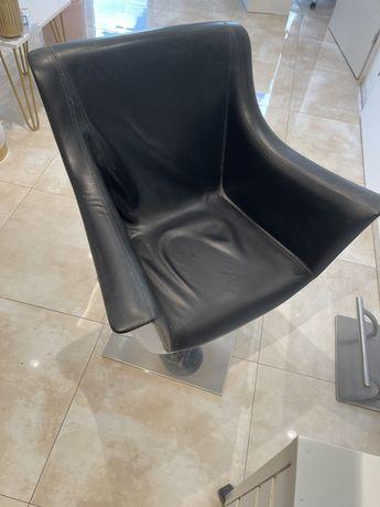 Fotel fryzjerski  lustro